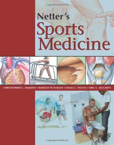 Netter's Sports Medicine   2009 edition cover