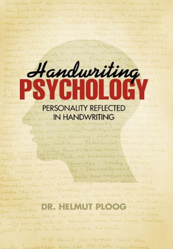 Handwriting Psychology: Personality Reflected in Handwriting  2013 edition cover