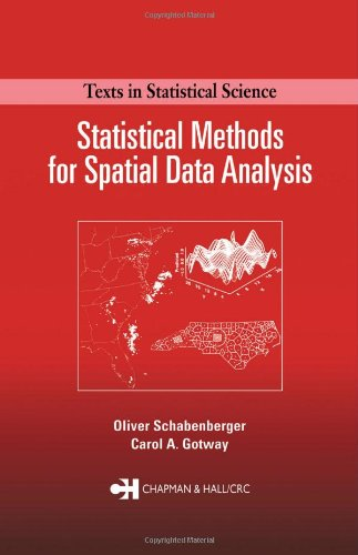 Statistical Methods for Spatial Data Analysis   2004 edition cover