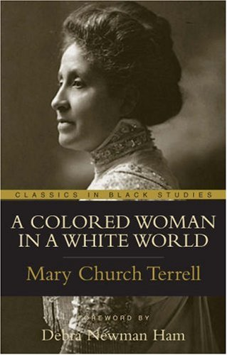 Colored Woman in a White World   2005 edition cover