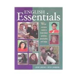 English Essentials  2004 edition cover