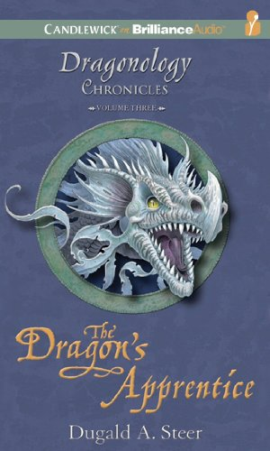 The Dragon's Apprentice: The Dragonology Chronicles  2011 edition cover