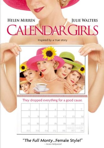 Calendar Girls System.Collections.Generic.List`1[System.String] artwork