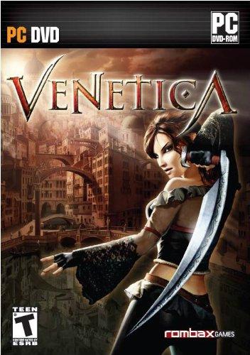 Venetica Windows XP artwork