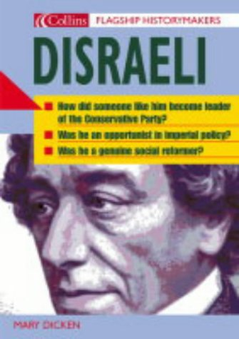 Disraeli (Flagship Historymakers) N/A edition cover