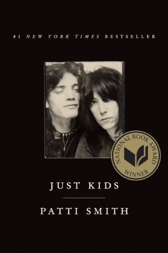 Just Kids  N/A 9780060936228 Front Cover