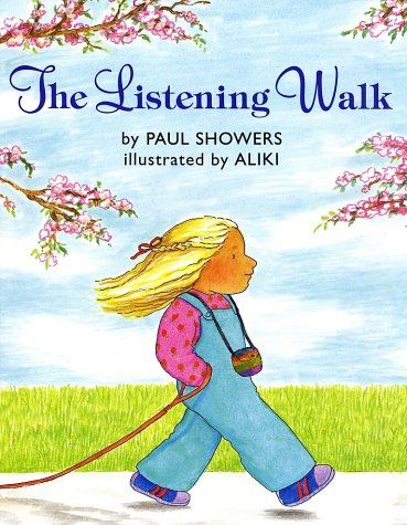 Listening Walk  N/A 9780064433228 Front Cover