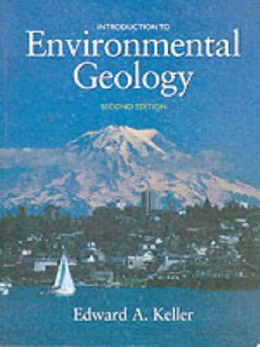Introduction to Environmental Geology  2nd 2002 edition cover