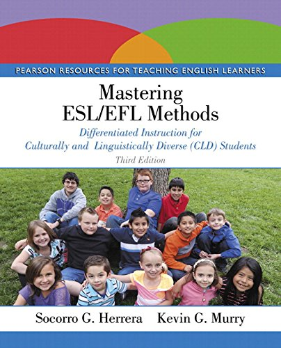 Mastering Esl/Efl Methods: Differentiated Instruction for Culturally and Linguistically Diverse (Cld) Students With Video-enhanced Pearson Etext Access Card Package  2014 9780133832228 Front Cover