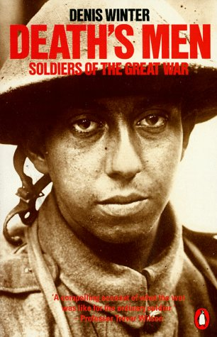 Death's Men Soldiers of the Great War  1979 edition cover