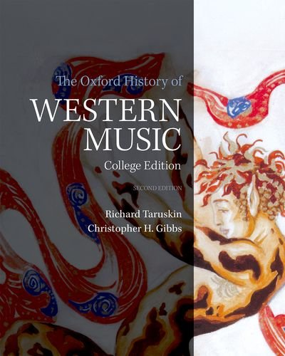 Oxford History of Western Music  2nd 2018 9780190600228 Front Cover