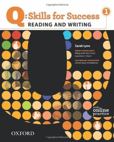 Q-Skills for Success - Reading and Writing   2011 (Student Manual, Study Guide, etc.) edition cover
