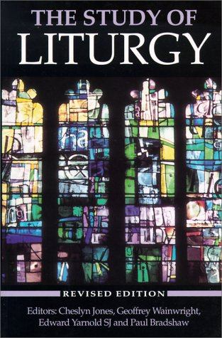 Study of Liturgy  2nd 1992 (Revised) edition cover