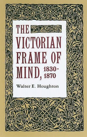 Victorian Frame of Mind, 1830-1870   1957 edition cover