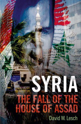 Syria The Fall of the House of Assad  2013 edition cover