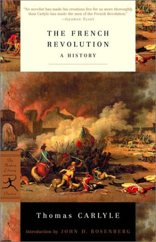 French Revolution A History  2002 edition cover