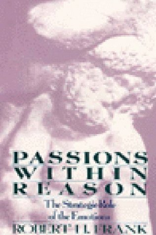 Passion Within Reason   1991 9780393960228 Front Cover