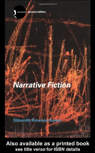 Narrative Fiction Contemporary Poetics 2nd 2002 (Revised) edition cover