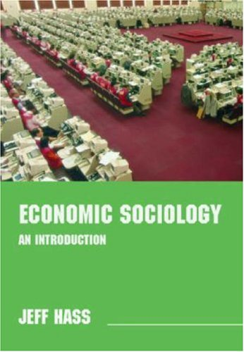 Economics Sociology An Introduction  2007 edition cover