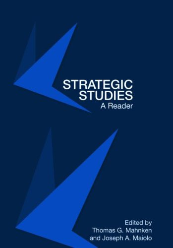 Strategic Studies A Reader  2008 edition cover
