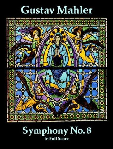 Symphony No. 8 in Full Score  Unabridged edition cover