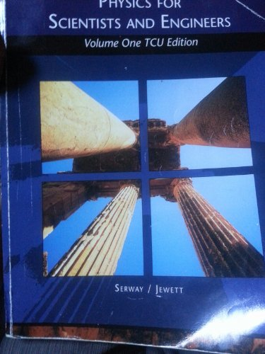 PHYSICS:F/SCI.+ENGRS.,V.1 >CUSTOM< N/A 9780495662228 Front Cover