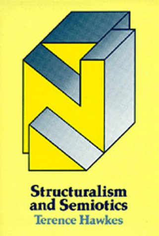 Structuralism and Semiotics   1977 edition cover
