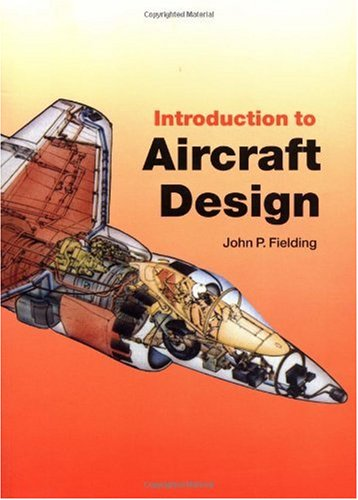 Introduction to Aircraft Design   1999 9780521657228 Front Cover