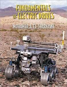 Fundamentals of Electric Drives  1st 2000 edition cover