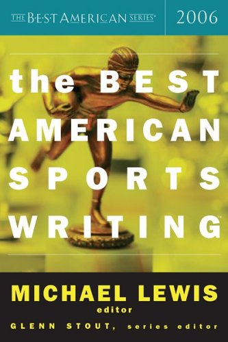 Best American Sports Writing 2006   2006 edition cover