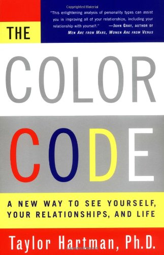 Color Code A New Way to See Yourself, Your Relationships and Life  1998 edition cover