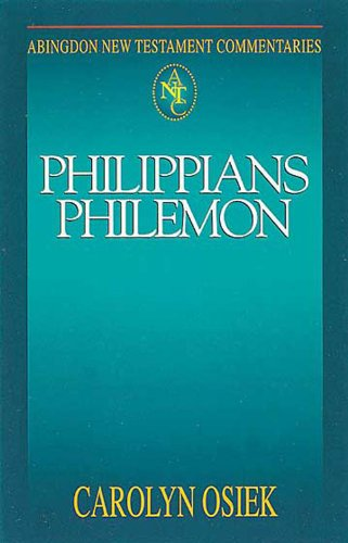 Philippians and Philemon  N/A edition cover
