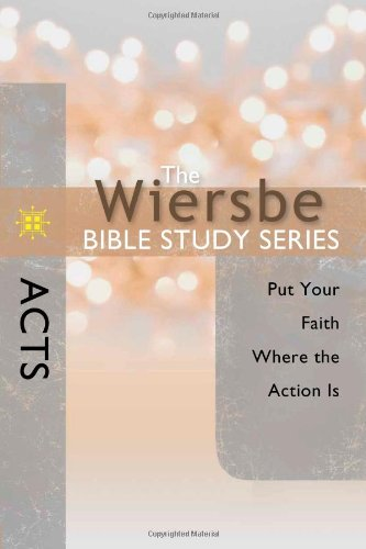 Acts Put Your Faith Where the Action Is N/A edition cover