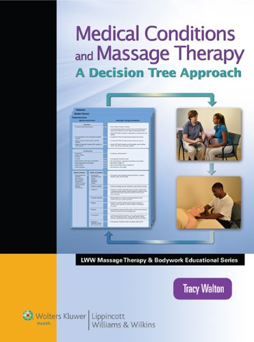 Medical Conditions and Massage Therapy A Decision Tree Approach  2011 edition cover