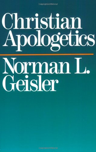 Christian Apologetics  N/A edition cover
