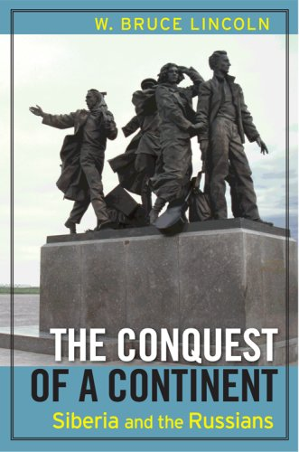 Conquest of a Continent Siberia and the Russians  2004 edition cover