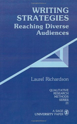 Writing Strategies Reaching Diverse Audiences  1990 edition cover