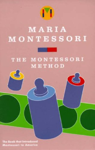Montessori Method   1964 edition cover