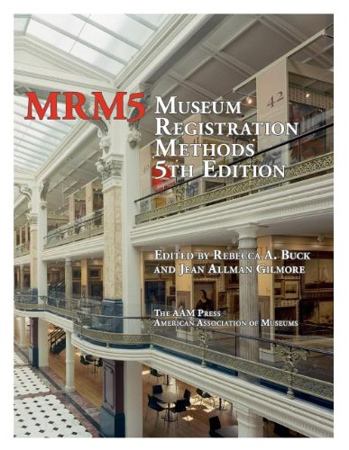 Museum Registration Methods N/A edition cover