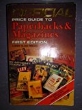 Official Price Guide to Paperbacks and Magazines 3rd 9780876375228 Front Cover
