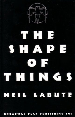 Shape of Things   2003 edition cover