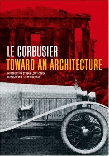 Toward an Architecture   2007 edition cover