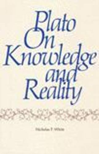 Plato on Knowledge and Reality   1976 edition cover