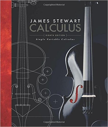 Single Variable Calculus  8th 2016 9781305654228 Front Cover