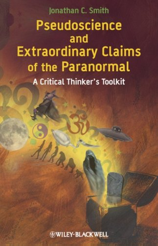 Pseudoscience and Extraordinary Claims of the Paranormal  5th 2010 edition cover