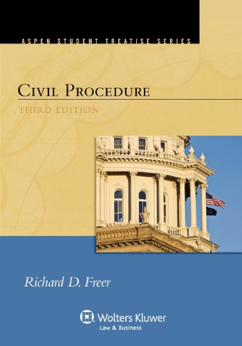 Civil Procedure  3rd 2012 (Revised) edition cover