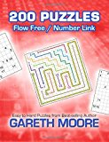 Flow Free / Number Link: 200 Puzzles  N/A 9781484148228 Front Cover