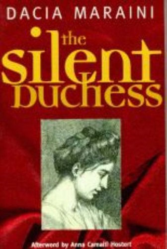 Silent Duchess   2000 edition cover