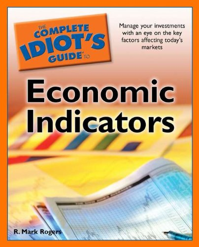 Complete Idiot's Guide to Economic Indicators  N/A edition cover