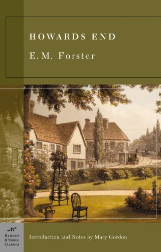 Howards End   2003 edition cover